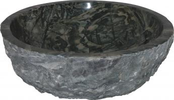 Quiescence Green Jade Vessel Sink