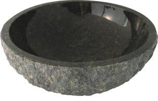 Uba Tuba Granite Vessel Sink