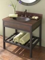 Native Trails 30 Inch Single Sink Bath Vanity