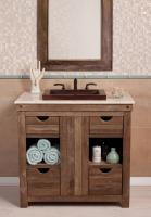 Native Trails 37 Inch Single Sink Bath Vanity in Chardonnay