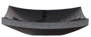 Shanxi Black Granite Rectangular Vessel Sink