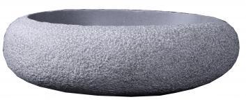 Andesite Granite Oval Vessel Sink