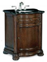 Cole & Co. 31 Inch Single Sink Bathroom Vanity with Choice of Counter Top