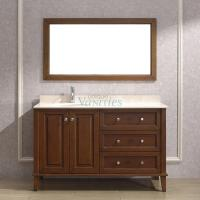 Art Bathe 55 Inch Single Sink Bathroom Vanity
